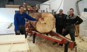 Дървообработващ цех